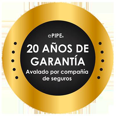 20 Años de Garantía en todos nuestros trabajos