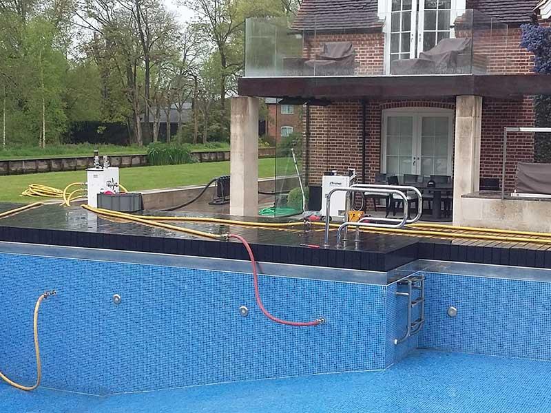 Restauración del Circuito de Agua de Piscinas